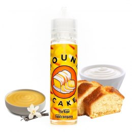 Pound Cake - The Vape Food Company