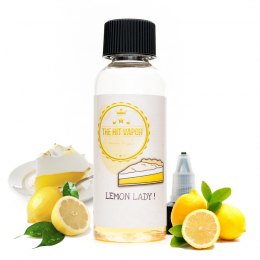 Lemon Lady - The Hit Vapor