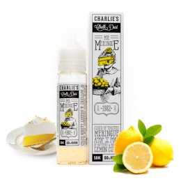 Mr. Meringue - Charlie's Chalk Dust