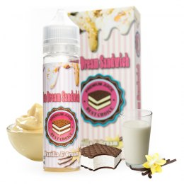 Vanilla & Cream - Ice Dream Sandwich