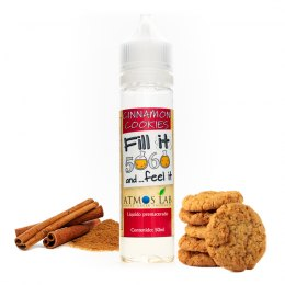 Cinnamon Cookies TPD (50ml) - Atmos Lab