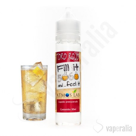 Toro Rojo TPD (50ml) - Atmos Lab