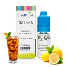 Tea Lemon TPD (10ml) - Atmos Lab