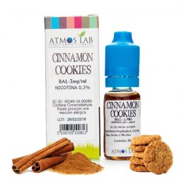 Cinnamon Cookies TPD (10ml) - Atmos Lab