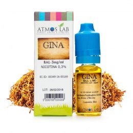 Gina TPD (10ml) - Atmos Lab