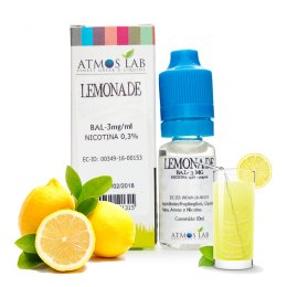 Lemonade TPD (10ml) - Atmos Lab