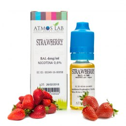 Strawberry TPD (10ml) - Atmos Lab