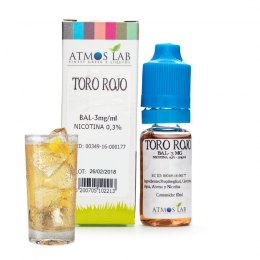 Toro Rojo TPD (10ml) - Atmos Lab