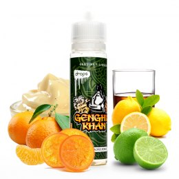 Genghis Khan TPD (50ml) - Drops