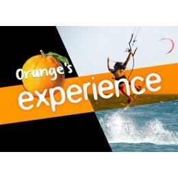 Drops Orange's Experience