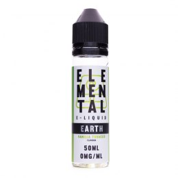 Earth Vanilla Tobacco - Elemental E-liquid