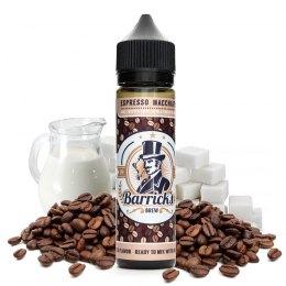 Espresso Macchiato - Barrick's Brew