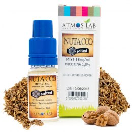 Nutacco Salted Mist (10ml) - Atmos Lab