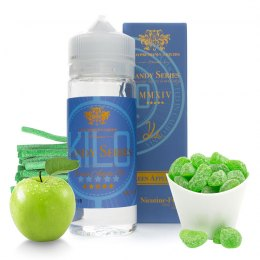 Green Apple O's 100ml - Kilo