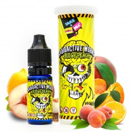 Aroma Radioactive Worms Juicy Peach - Take a Chill Pill