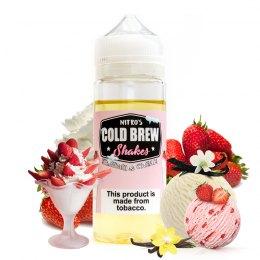 Strawberry and Cream - Nitro's Cold Brew