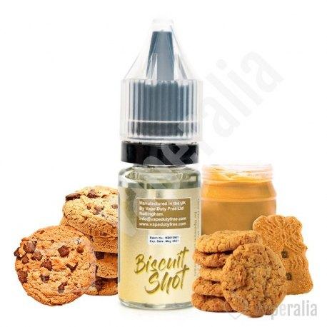 Molécula Biscuit Shot - MIXRZ