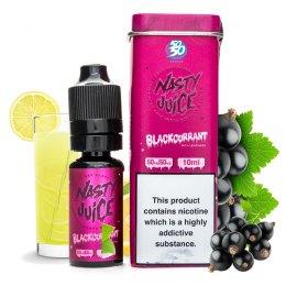 Blackcurrant Lemonade - Nasty Juice