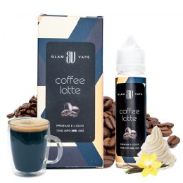 Coffee Latte - Glam Vape