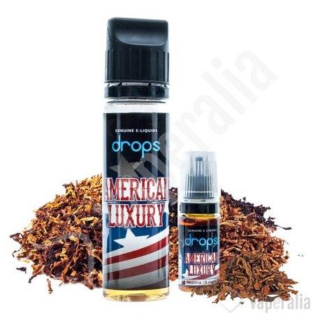 American Luxury Shake 'n' Vape 60ml - Drops