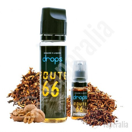 Route 66 Shake 'n' Vape 60ml - Drops