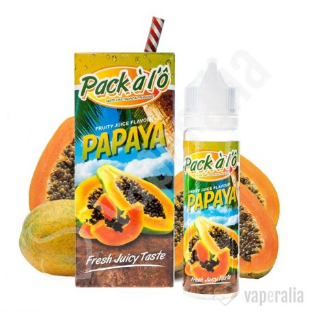 Papaya - Pack à L'ô
