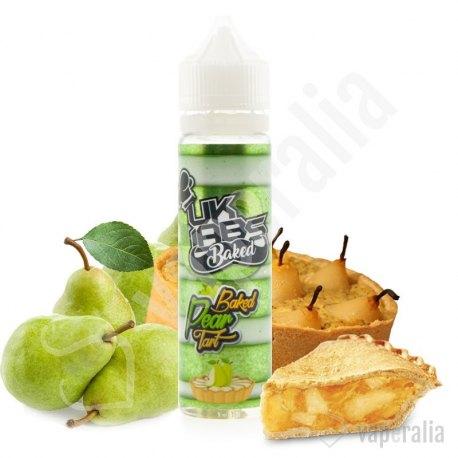 Baked Pear Tart - UK Labs Baked