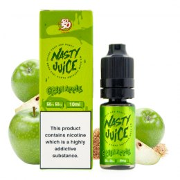 Green Apple - Nasty Juice