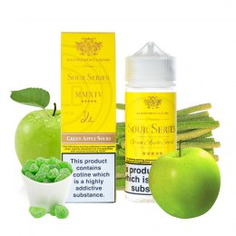 Green Apple Sours 100ml - Kilo