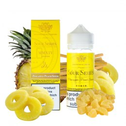Pienapple Peach Sours 100ml - Kilo