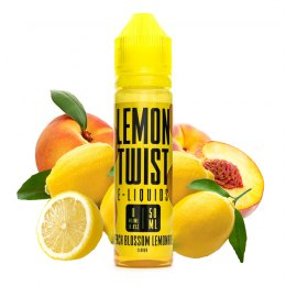 Peach Blossom Lemonade - Lemon Twist E-Liquids