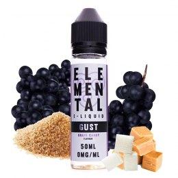 Gust Grape Candy - Elemental E-liquid