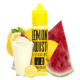Wild Watermelon Lemonade - Lemon Twist E-liquids