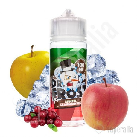 Apple & Cranberry 100ml - Dr. Frost