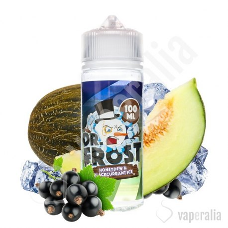 Honeydew Blackcurrant Ice 100ml - Dr. Frost