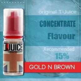 Aroma Gold n Brown T-Juice