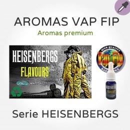 Aromas Vap Fip - Serie Heisenbergs