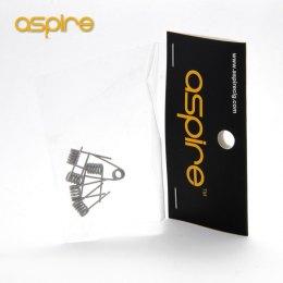 Pack 6 resistencias Clapton Prefabricada - Aspire