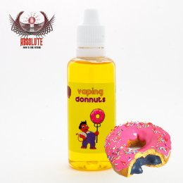 Vaping Donnuts Absolute 50 ml - Vap Fip