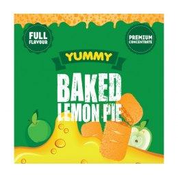 Aroma Baked Lemon Pie