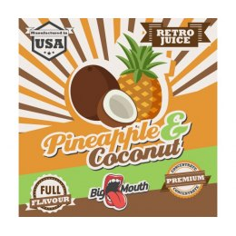 Aroma Pineapple & Coconut - Big Mouth