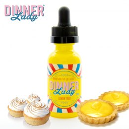 Lemon Tart - Dinner Lady
