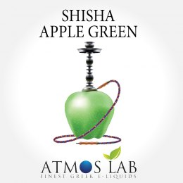Aroma Shisha Apple Green - Atmos Lab