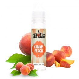 Yummy Peach 50ml - Cirkus