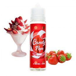 Cream Strawberry (Candy Pops) - Nova Liquides