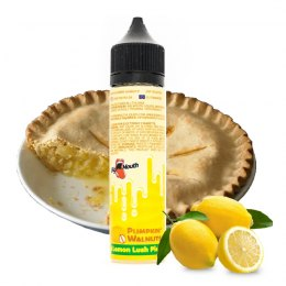 Lemon Lush Pie - Big Mouth