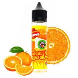Unusually Ripe Orange - Big Mouth