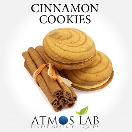Atmos Lab CINNAMON COOKIES / GALLETAS DE CANELA
