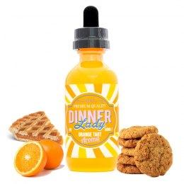 Orange Tart - Dinner Lady