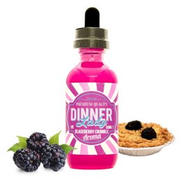 Blackberry Crumble - Dinner Lady